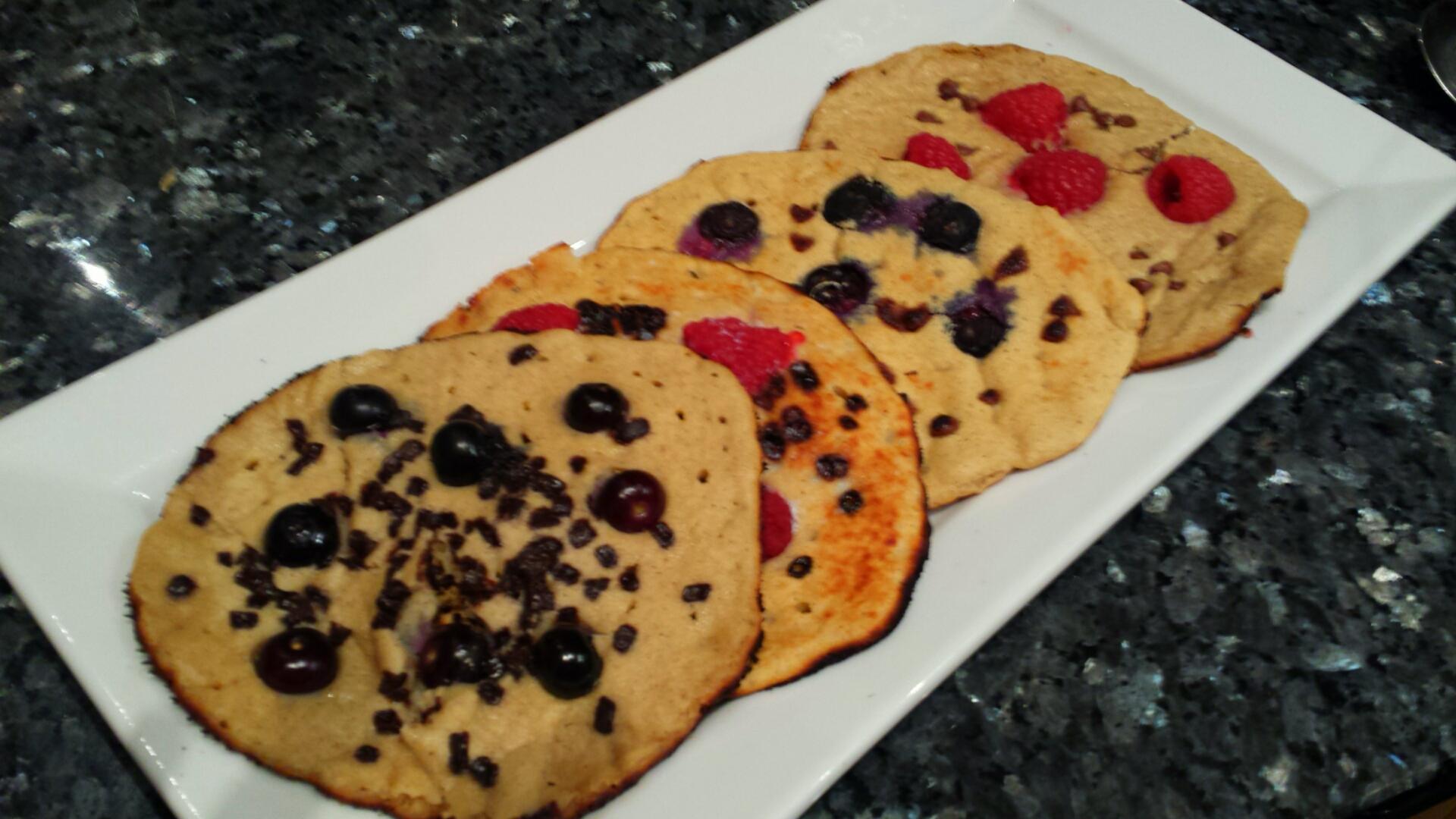 gluten free pancake