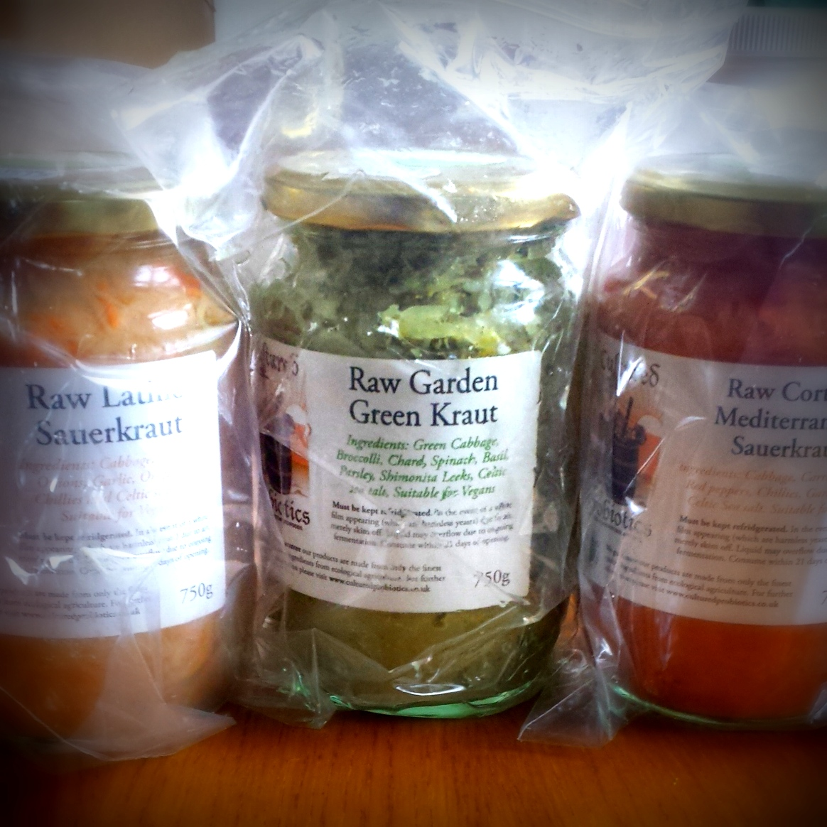 sauerkraut gut health